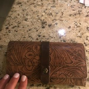 Patricia Nash Long Wallet, Floral